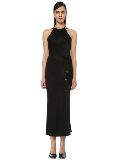 Nanushka Elbise Siyah